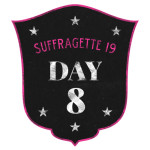 Suffragette Day 8 – Honoring Women in Military #HopeForOurDaughters