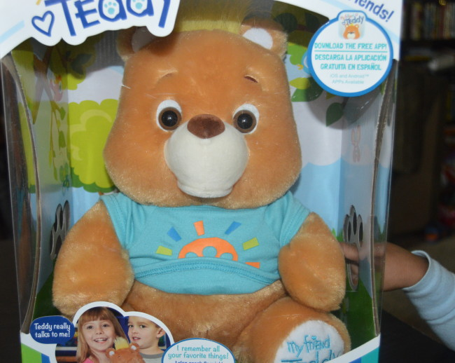 My Friend Teddy Review
