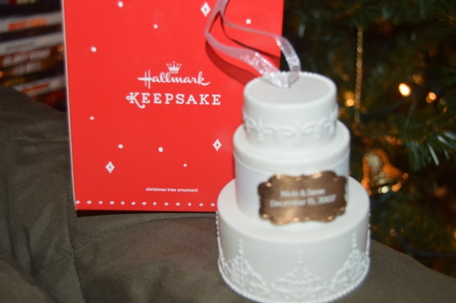 Hallmark Personalized Keepsake Ornament (6)
