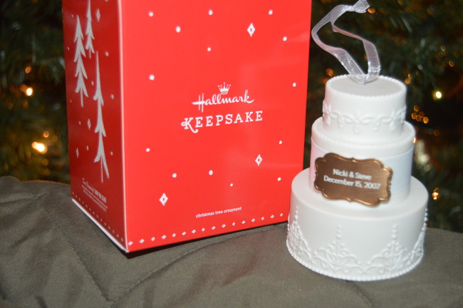 Hallmark Personalized Keepsake Ornament (7)