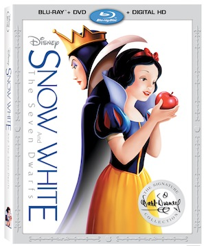 Snow White Launched the Walt Disney Signature Collection #SnowWhite