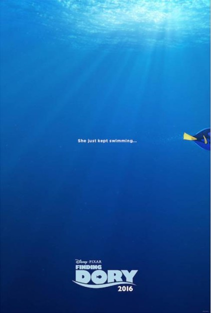 Finding Dory Opening June 2016