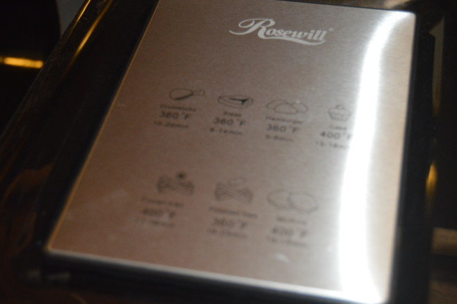 rosewill air fryer (7)
