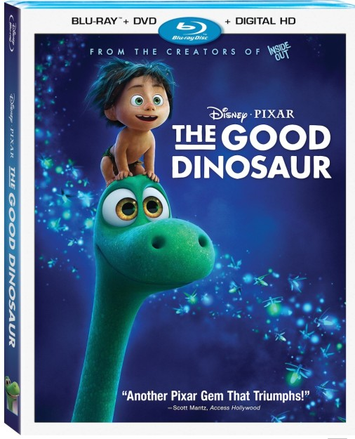 Five Reasons The Good Dinosaur is a Family Movie Night Top Pick