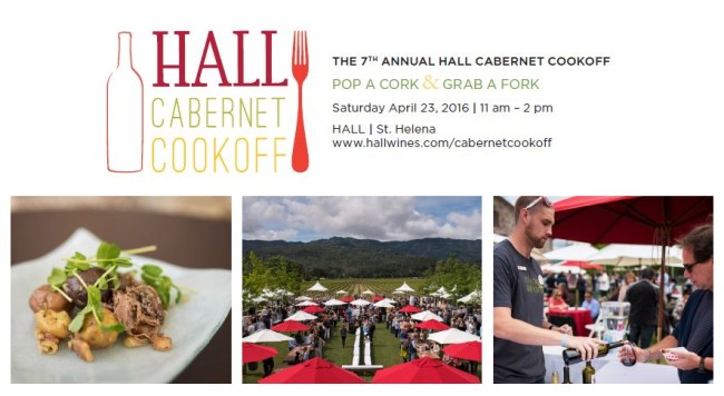 Hall Cabernet Cookoff Returns for Seventh Year