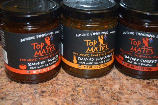 Top Mates Finishing Sauce Review #TopMates