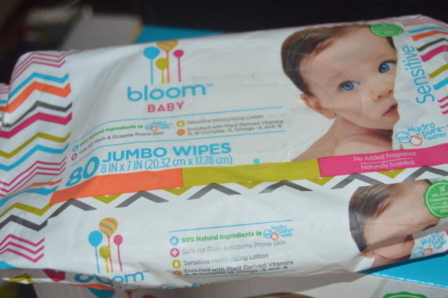 Bloom Wipes (5)