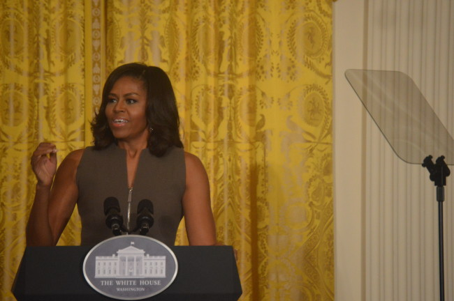 From One Mother to Another – Michelle Obama on her Let's Move Initiative