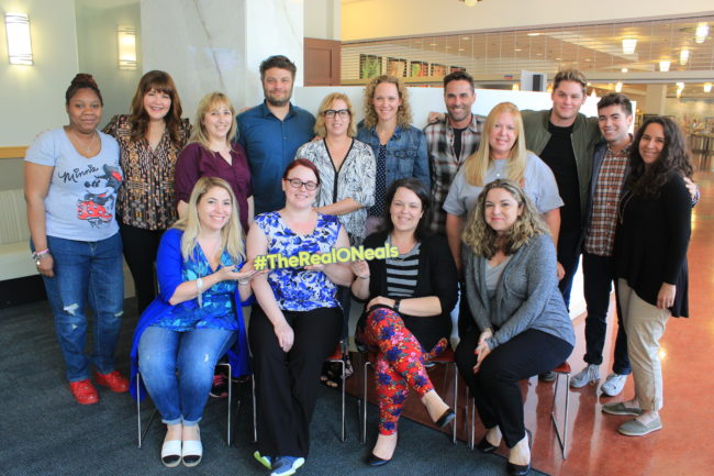 The Real O'Neals Executive Producers Interviews #TheRealONeals