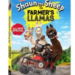 New Shaun the Sheep DVD