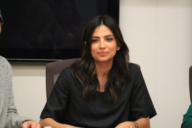 Floriana Lima as Bridey on The Family