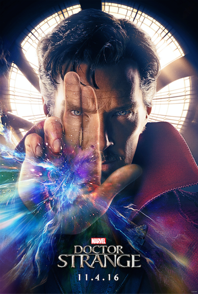 New Doctor Strange Teaser Trailer