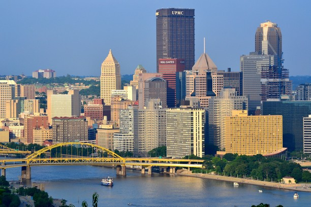 Justin Plus Lauren's Captivating American Cities Like Pittsburgh, Cincinnati, Phoenix, and More
