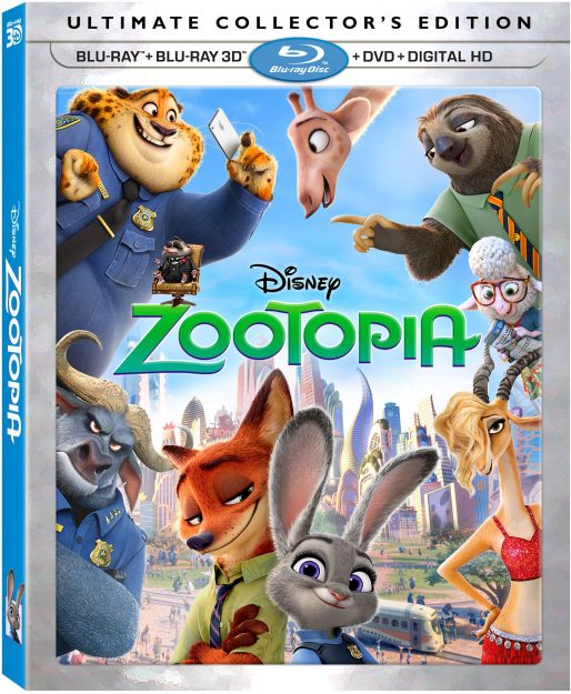 Zootopia Coming to DVD in June