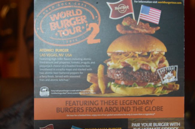 Hard Rock Cafe World Burger Tour (3)