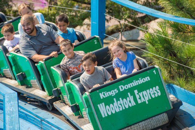 We're Heading Back to Kings Dominion with a #KDFirstTimer #ad
