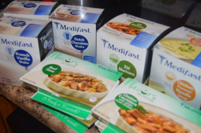 Starting My Weight Loss Journey with Medifast