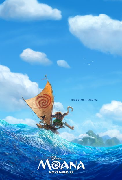 Get Excited about Moana with new Trailer
