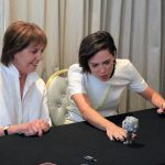Meet the Royals of The BFG: Penelope Wilton and Rebecca Hall Interview #TheBFGEvent