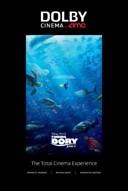 Six Reasons We Loved Finding Dory in Dolby Cinema #shareAMC #DolbyCinema #FindingDory