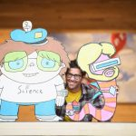 Discussing Disney XD New Show Future-Worm! with Creator Ryan Quincy #FutureWormEvent #TheBFGEvent