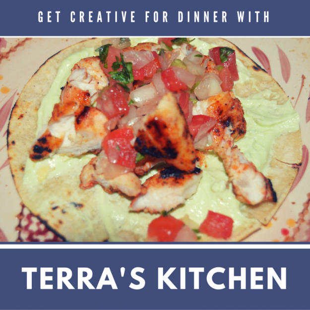 Get Creative for Dinner with Terra's Kitchen