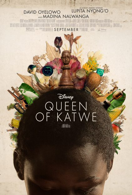 New Queen of Katwe Featurette #QueenofKatwe
