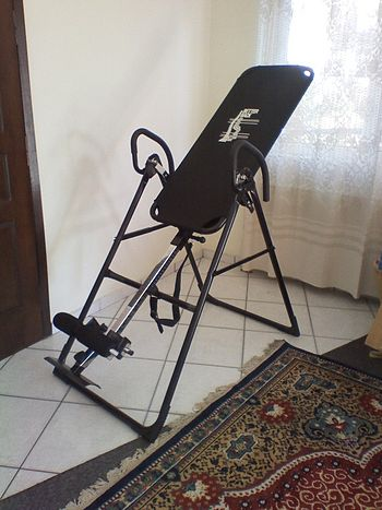 English: Inversion Table