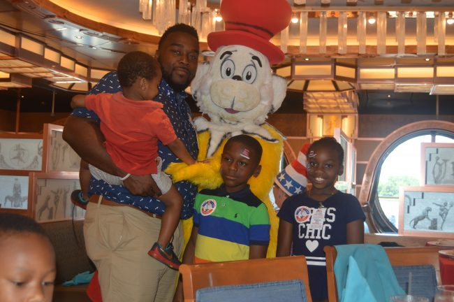Cat in the Hat Breakfast Carnival Pride (32)