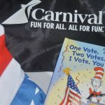 Politics, The Cat in the Hat, and the Magic of Carnival Cruise Lines #CatintheHat4Prez #CruisingCarnival