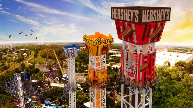 New Attractions Coming to Hersheypark in 2017 #SweetestMoms #Hersheypark
