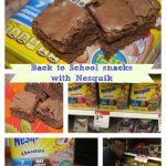 Easy After School Snacks Created with NESTLÉ® NESQUIK® Powder #StirImagination #ad