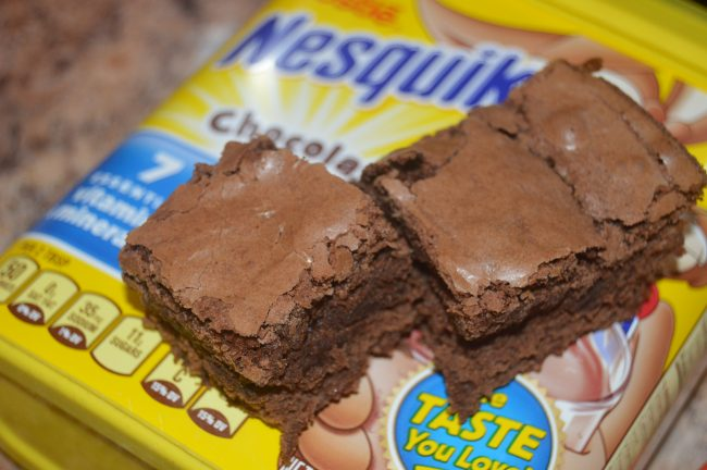 Nesquik Brownies (10)