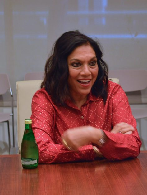 Mira Nair - Photo Credit: Carol Jones of All Mommy Wants for #QueenOfKatweEvent