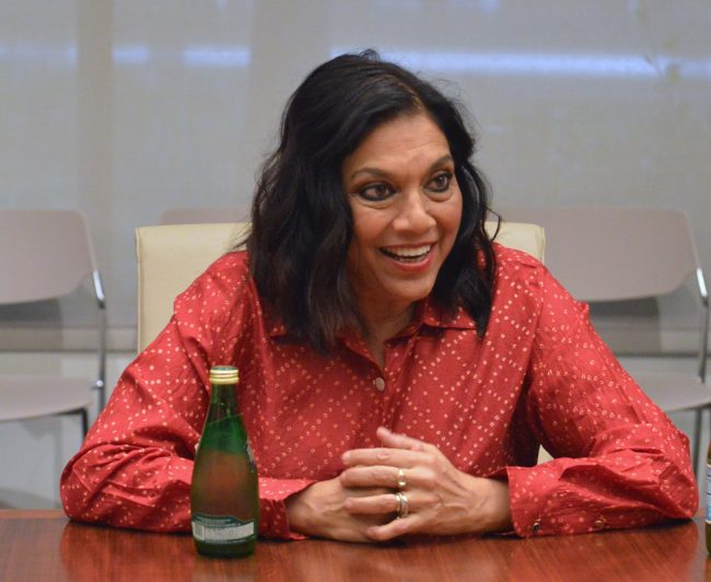 Queen of Katwe Director Mira Nair on Filming in her Second Home #QueenOfKatweEvent
