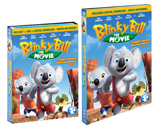 Shout Factory's Blinky Bill Released Today
