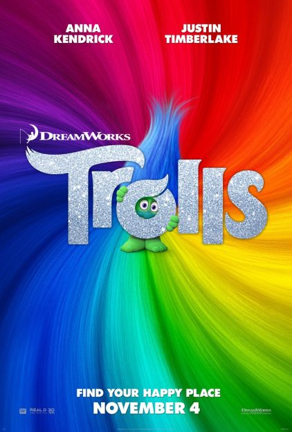 Free Trolls Screening Tickets for NYC, LA, DC, ATL, and Chicago