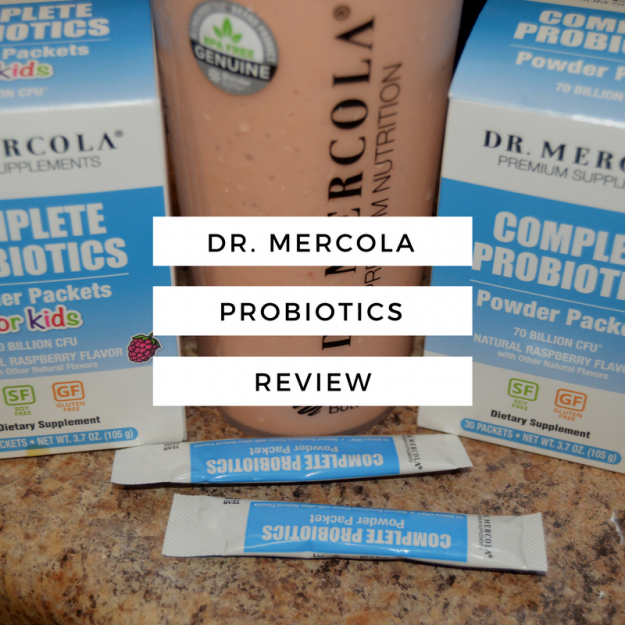 Dr. Mercola's Probiotic Powder Review