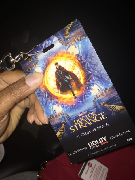 Top Four Reasons You Should See Doctor Strange in #DolbyCinema at AMC #ad #ShareAMC