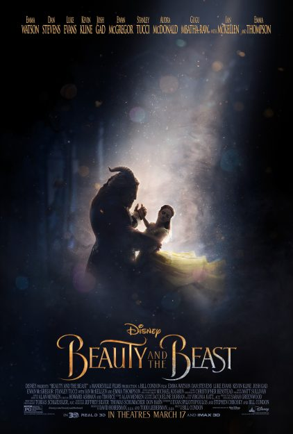 New Beauty and the Beast Trailer #BeOurGuest