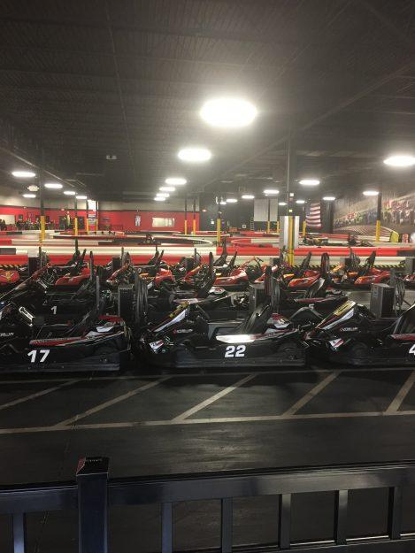 Autobahn Indoor Speedway Manassas Mall