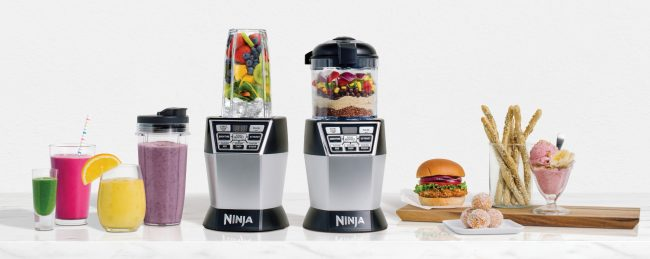 Holiday Cooking is a Breeze with the Nutri Ninja Nutri Bowl DUO