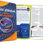 NKJV Airship Genesis Kids Study Bible Review