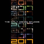 Walt Disney Studios 2017 Movie Slate