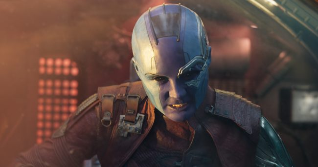Karen Gillan Talks Her Expanding Role in Guardians