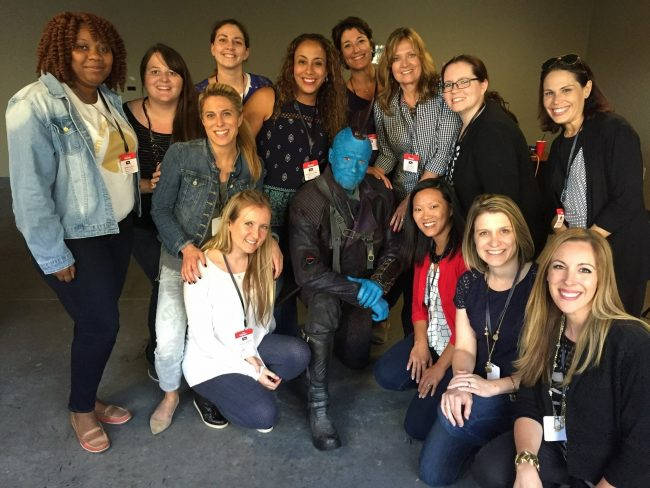Michael Rooker, Yondu, and Kentucky Blue People