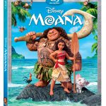 Disney's Moana Available on BluRay Combo Pack Today