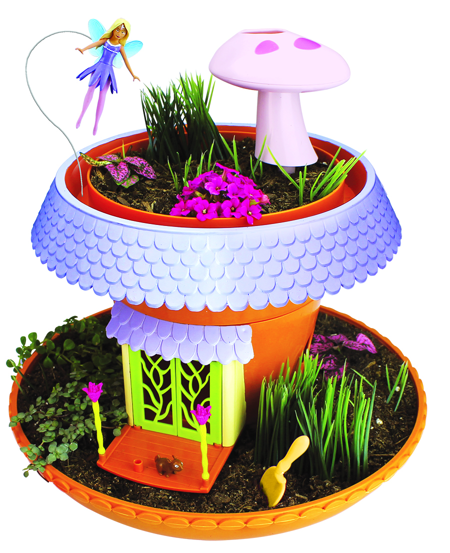 My Fairy Garden By Playmonster Makes Great Easter And Earth Day Gifts