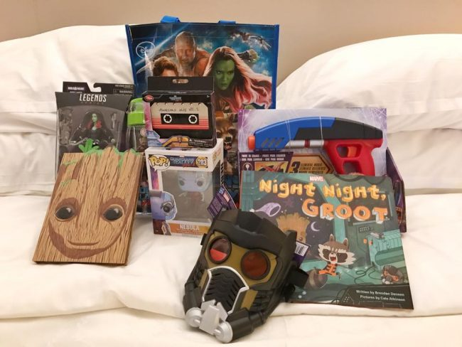 New Consumer Products For Guardians of the Galaxy Fans