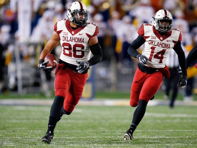 The Oklahoma Gentleman's Top 10 2017 NFL Draft Sleepers